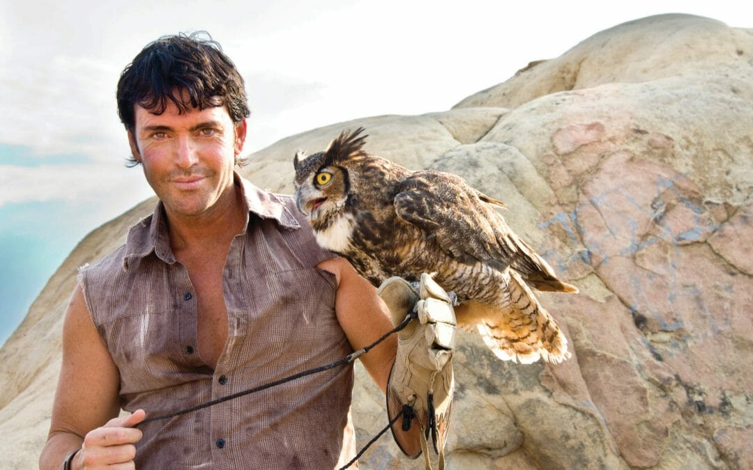 """ZACK HEART IS BRINGING AN ALL-NEW TV SHOW FOR HIS FANS FROM AROUND THE WORLD VIA """"WALKABOUT WITH OUTBACK ZACK"""""""
